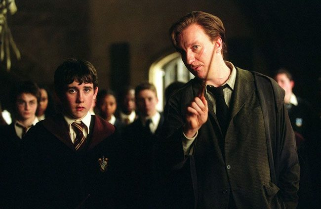 Remus Lupin ve Harry Potter