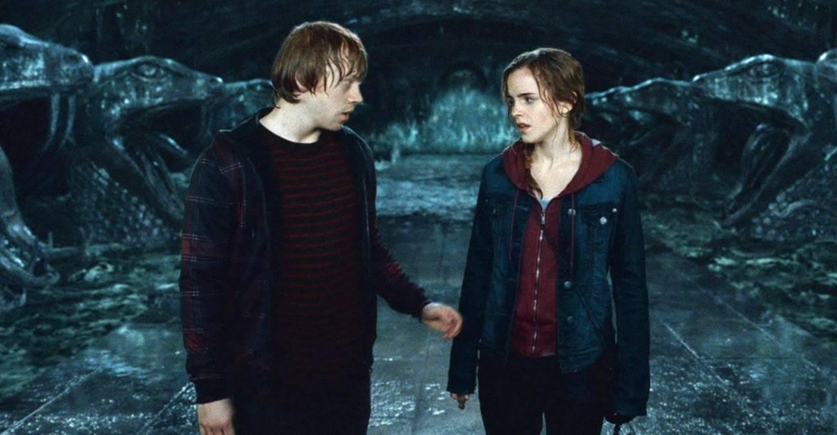 ron hermione opucuk