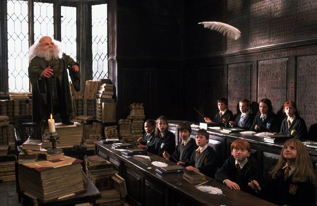 Hogwarts Tılsım