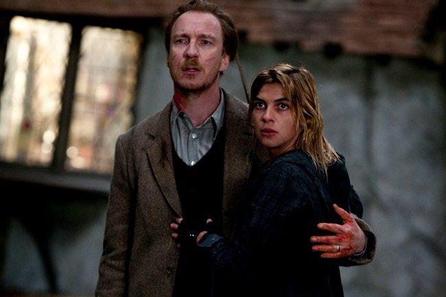 Remus Lupin ve Tonks