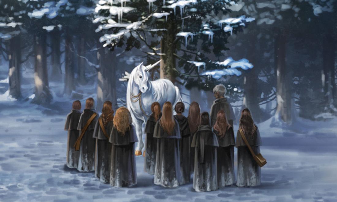 Hogwarts tek boynuzlu at