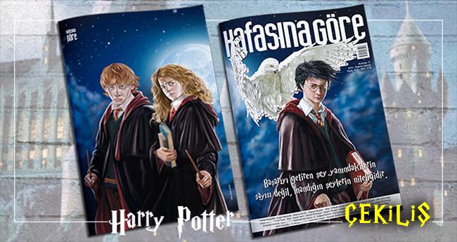 Kafasına Göre Harry Potter