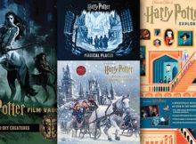 Harry Potter 4 yeni kitap