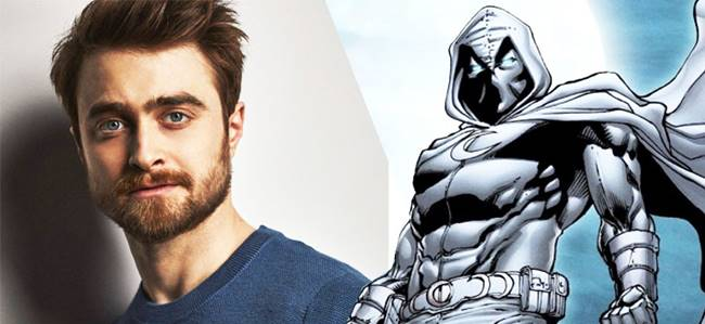Daniel Radcliffe Moon Knight