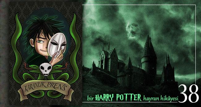 Karanlık Prens - İçimdeki Karanlık #38: Hogwarts Saldırısı