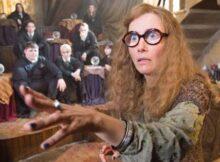 Sybill Trelawney Kehanet