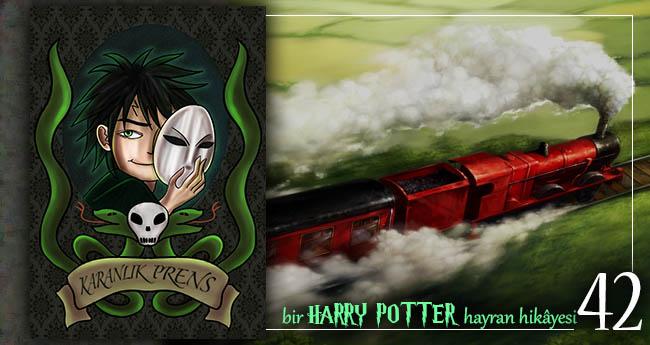 Karanlık Prens - İçimdeki Karanlık #42: Hogwarts Ekspresi