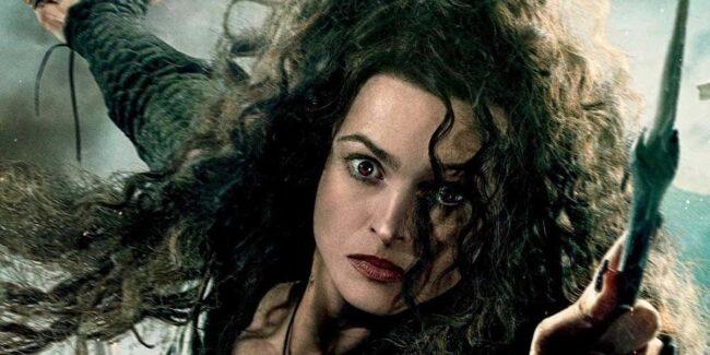 Bellatrix Lestrange Ölüm Yiyenler