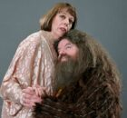 Madam Maxime ve Rubeus Hagrid Harry Potter