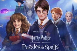 Harry Potter: Puzzles & Spells Fragman