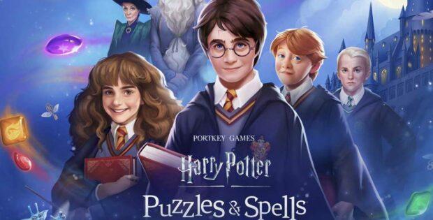 Harry Potter: Puzzles & Spells Fragman