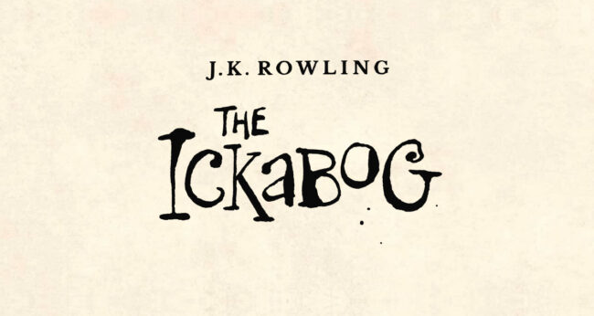 The Ickabog J.K. Rowling
