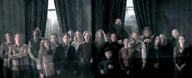 eski Harry Potter ve Zümrüdüanka Yoldaşlığı