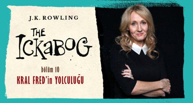 The Ickabog #10: J.K. Rowling