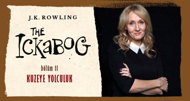 The Ickabog #11: J.K. Rowling