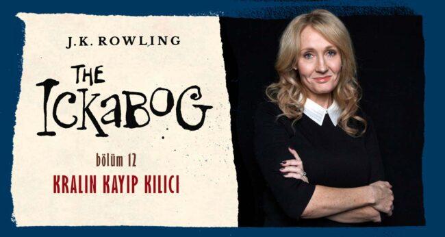 The Ickabog #12: J.K. Rowling