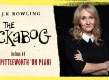 The Ickabog #14: J.K. Rowling