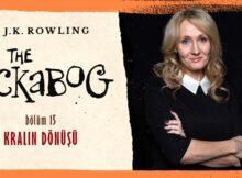 The Ickabog #15: J.K. Rowling