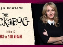The Ickabog #16: J.K. Rowling