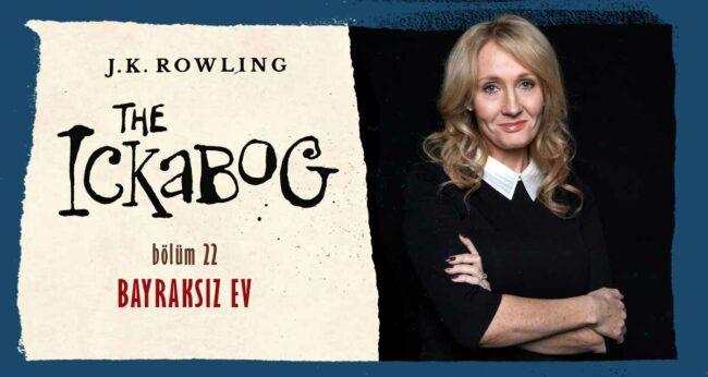 The Ickabog #22: J.K. Rowling