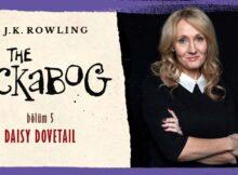 The Ickabog #5: J.K. Rowling