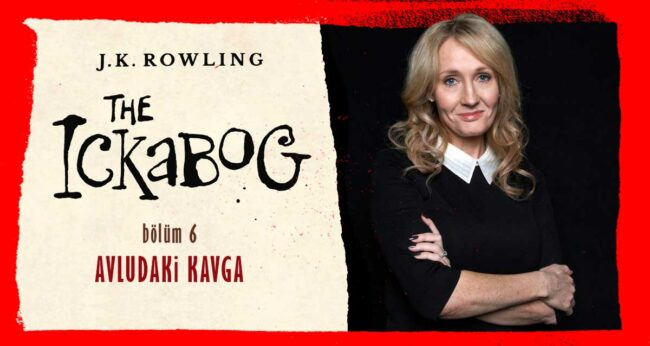 The Ickabog #6: J.K. Rowling
