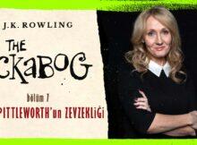 The Ickabog #7: J.K. Rowling