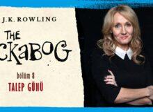 The Ickabog #8: J.K. Rowling