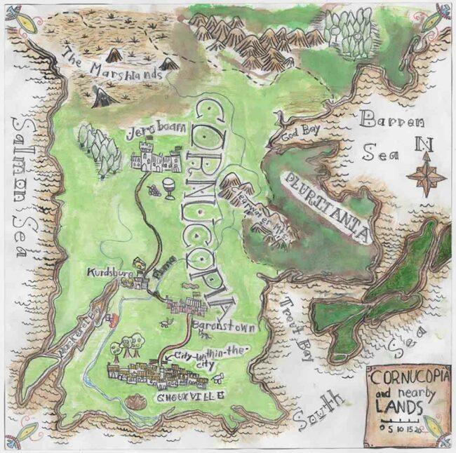 ickabog harita