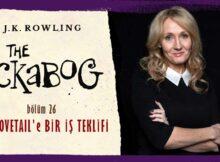 The Ickabog #26: J.K. Rowling