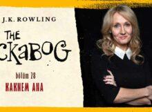The Ickabog #28: J.K. Rowling