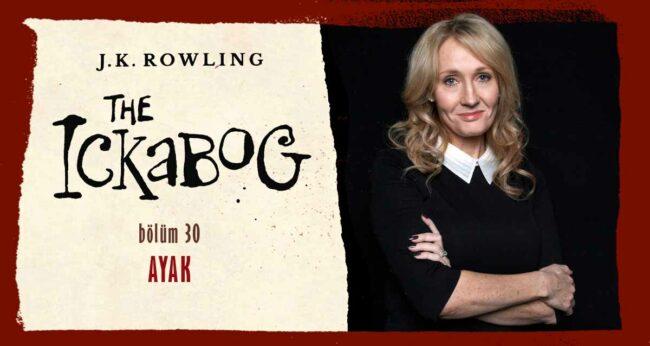 The Ickabog #30: J.K. Rowling