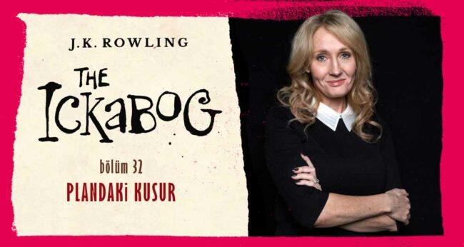 The Ickabog #32: J.K. Rowling
