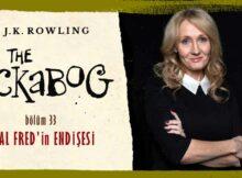 The Ickabog #33: J.K. Rowling