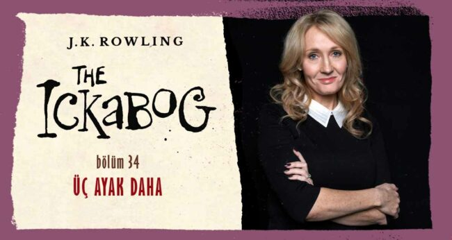 The Ickabog #34: J.K. Rowling