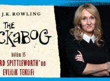The Ickabog #35: J.K. Rowling