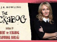 The Ickabog #39: J.K. Rowling
