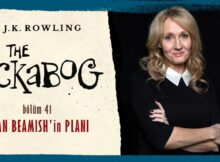 The Ickabog #41: J.K. Rowling