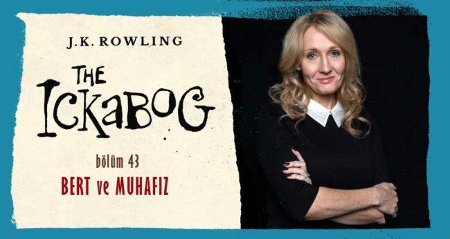 The Ickabog #43: J.K. Rowling