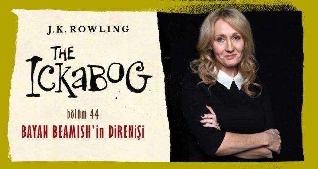 The Ickabog #44: J.K. Rowling