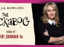The Ickabog #45: J.K. Rowling