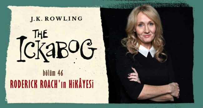 The Ickabog #46: J.K. Rowling