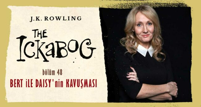 The Ickabog #48: J.K. Rowling