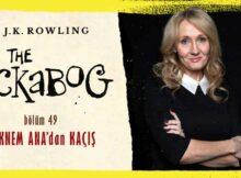 The Ickabog #49: J.K. Rowling
