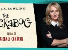 The Ickabog #53: J.K. Rowling