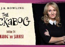The Ickabog #54: J.K. Rowling