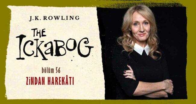 The Ickabog #56: J.K. Rowling