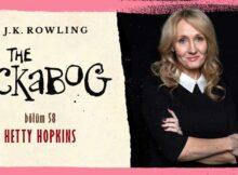 The Ickabog #58: J.K. Rowling