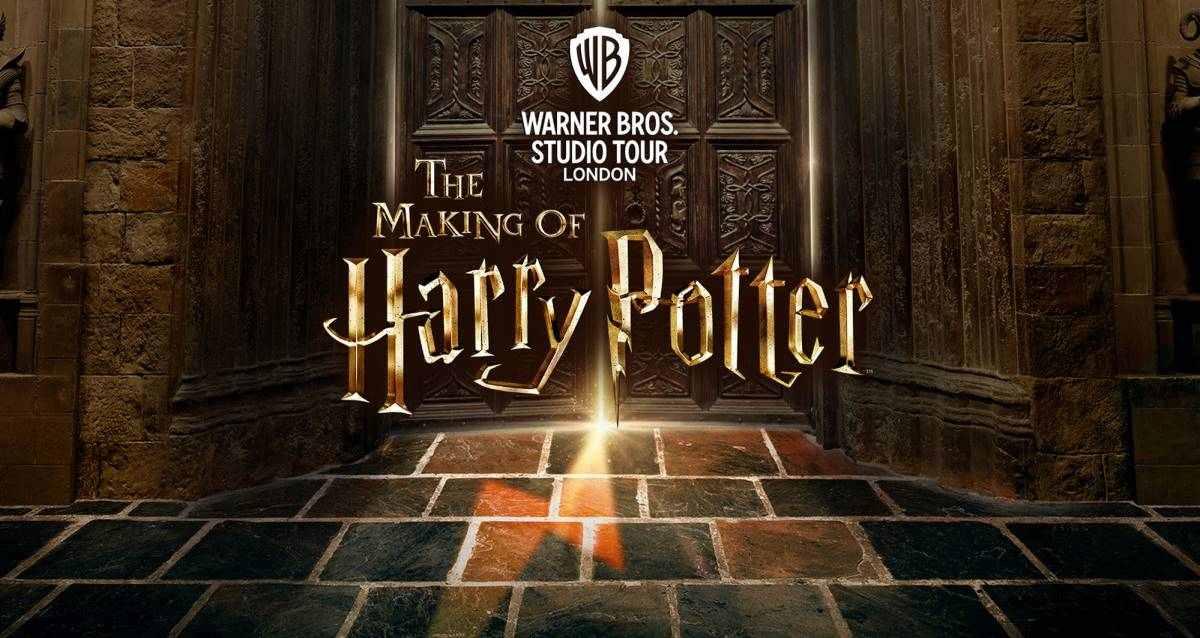 Harry Potter Tema Parkı Warner Bros. Studio Tour London