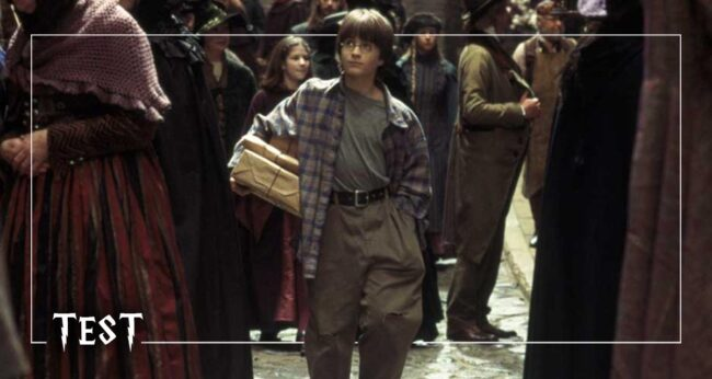 Hogwarts Okul liste test